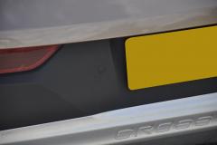 Volvo V40 2014 rear sensors 005