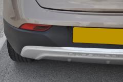 Volvo V40 2014 rear sensors 006
