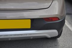 Volvo V40 2014 rear sensors 007
