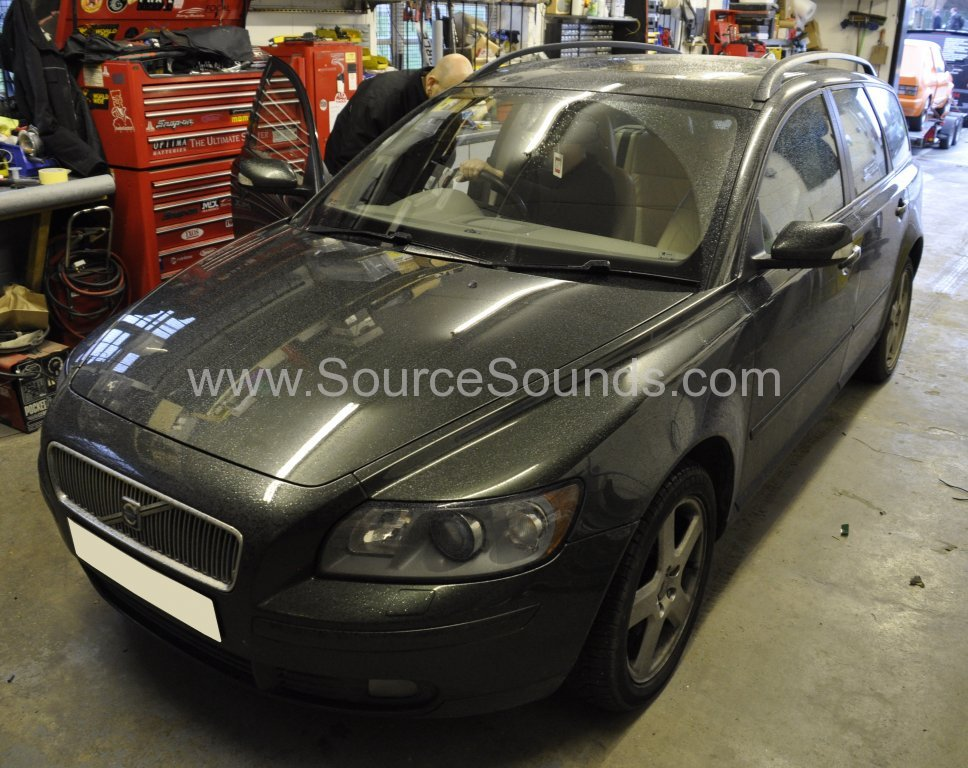 Volvo V50 2006 bluetooth upgrade 001
