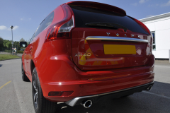 Volvo XC60 2017 rear sensors painted 002