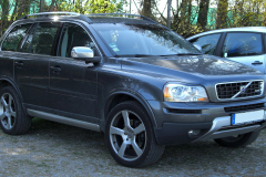 Volvo XC90 2010 stereo