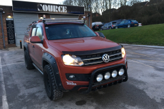 VW Amarok 2014 audio upgrade 001