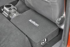 VW Amarok 2014 audio upgrade 006