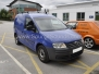 VW Caddy 2009