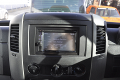 VW Crafter 2010 DAB screen upgrade 005