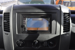 VW Crafter 2010 DAB screen upgrade 007