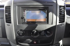 VW Crafter 2010 reverse camera upgrade 008