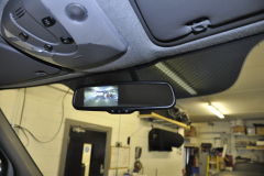 VW Crafter 2105 Pick Up reverse camera upgrade 003