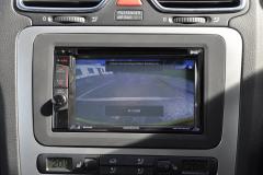 VW EOS 2007 reverse camera upgrade 007