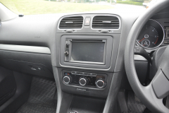 VW Golf 2011 navigation DAB upgrade 002