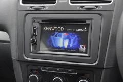 VW Golf 2011 navigation DAB upgrade 003