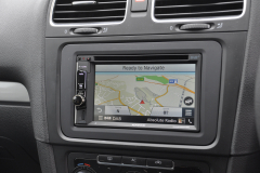 VW Golf 2011 navigation DAB upgrade 005