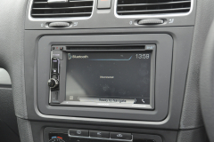 VW Golf 2011 navigation DAB upgrade 008