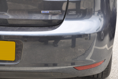 VW Golf 2011 rear parking sensors 003