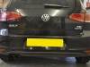 VW Golf 2013 rear sensor upgrade 004