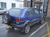 VW Golf Mk2 1990 4x4 Country security upgrade 003
