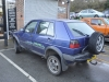 VW Golf Mk2 1990 4x4 Country security upgrade 004