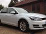 VW Golf Mk7 2013
