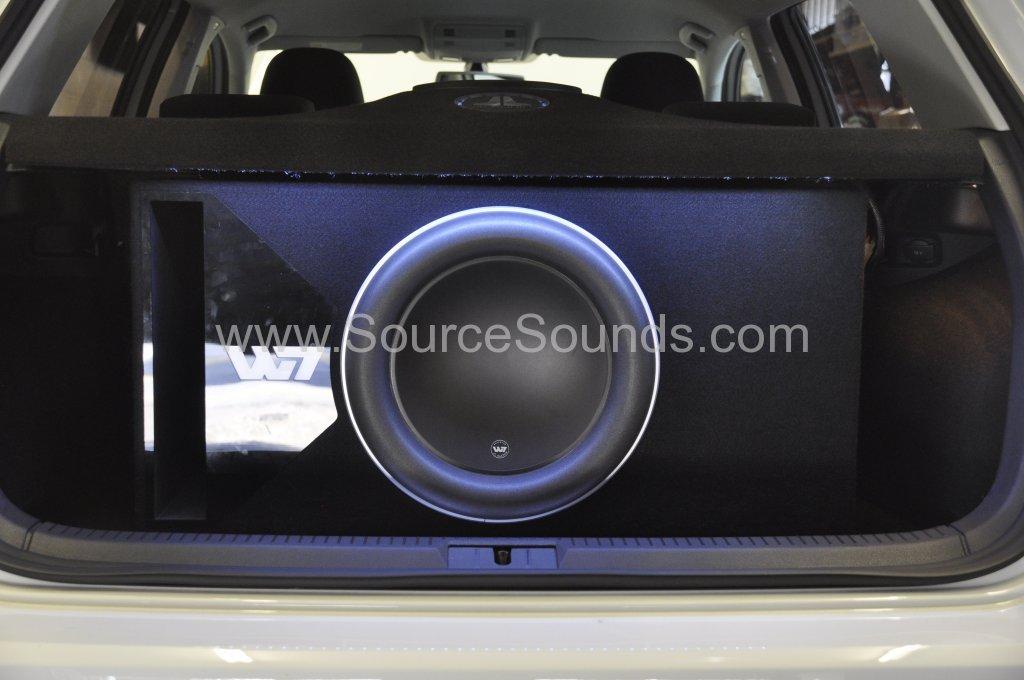 Vw Golf Mk7 2014 Audio Upgrade Source Sounds
