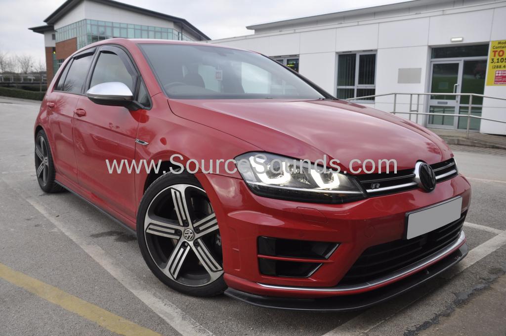 VW Golf R 2015 Garmin navigation upgrade 001
