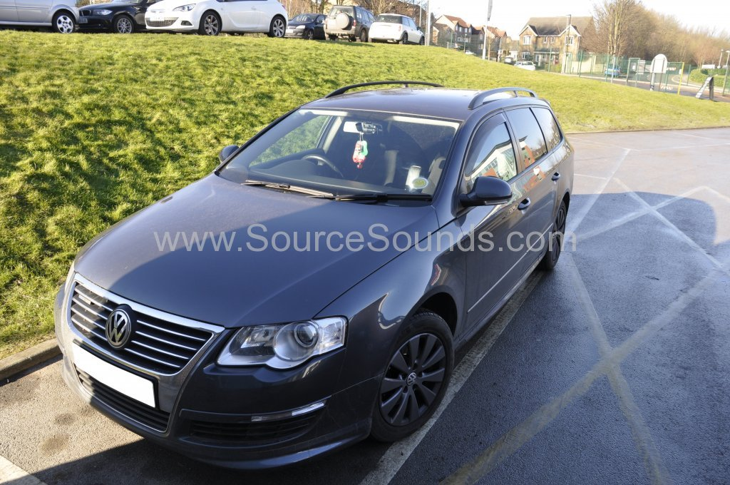 VW Passat 2010 crash camera recorder 001