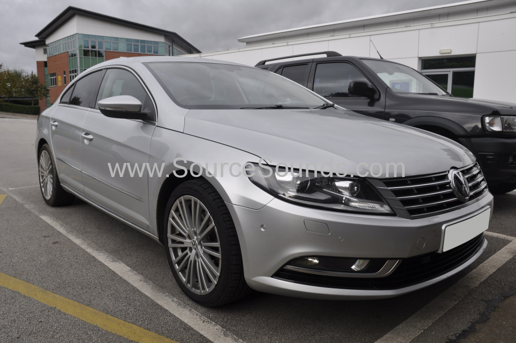 VW Passat 2012 dnx8 nav upgrade 001