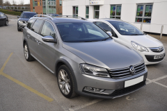 VW Passat 2012 kenwood OE screen 001