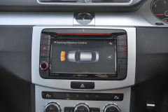 VW Passat 2012 kenwood OE screen 009