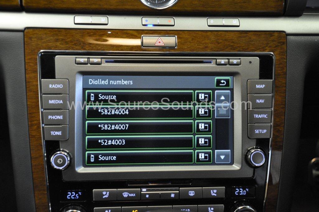 Vw Phaeton 2011 Bluetooth Upgrade Source Sounds