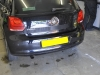 VW Polo 2011 rear parking sensor upgrade 002