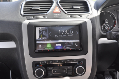 VW Scirocco 2010 carplay upgrade 002