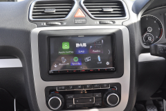VW Scirocco 2010 carplay upgrade 003