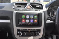 VW Scirocco 2010 carplay upgrade 004