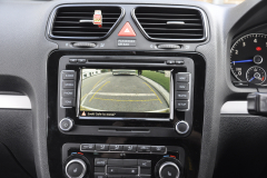 VW Scirocco 2012 reverse cam to OEM screen 005