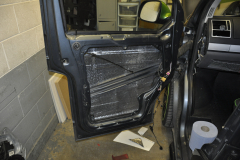 VW T5 2007 sound proofing 002