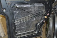 VW T5 2007 sound proofing 003