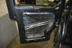 VW T5 2007 sound proofing 004
