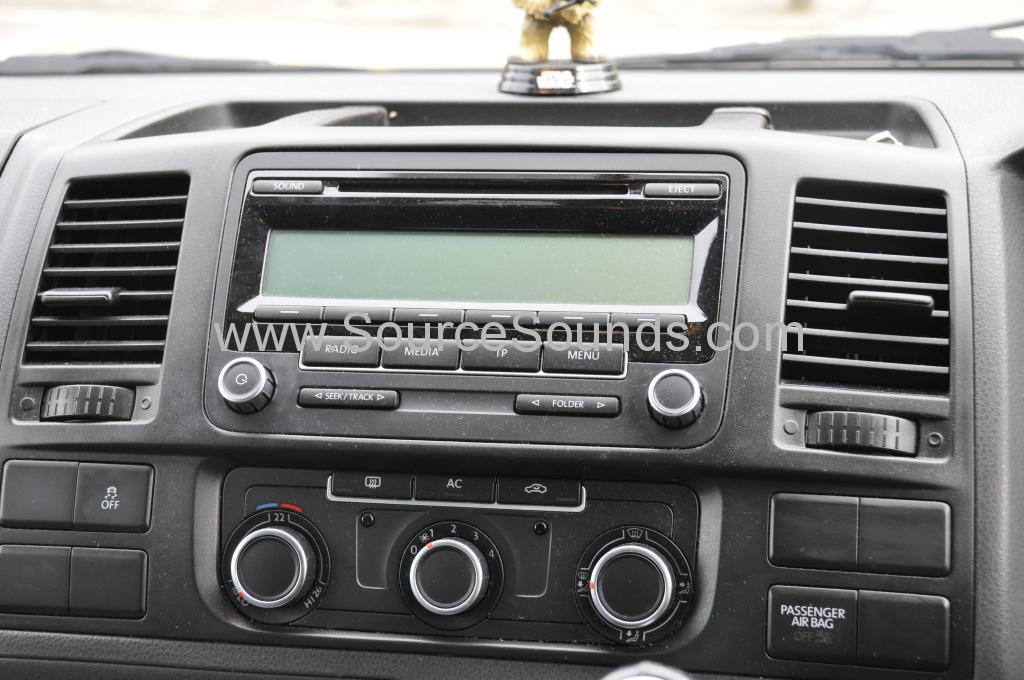 Vw T5 2012 Alpine Navigation Upgrade Source Sounds
