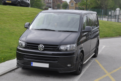 VW Transporter T5 2012 navigation upgrade 001