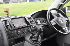 VW Transporter T5 2012 navigation upgrade 004