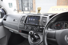 VW Transporter T5 2012 navigation upgrade 005