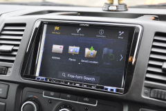 VW Transporter T5 2012 navigation upgrade 006