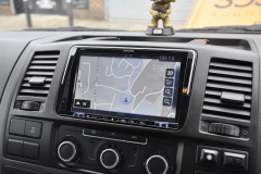 VW Transporter T5 2012 navigation upgrade 007