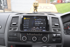 VW Transporter T5 2012 navigation upgrade 011