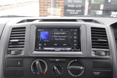 VW T5 2012 DAB screen upgrade 006