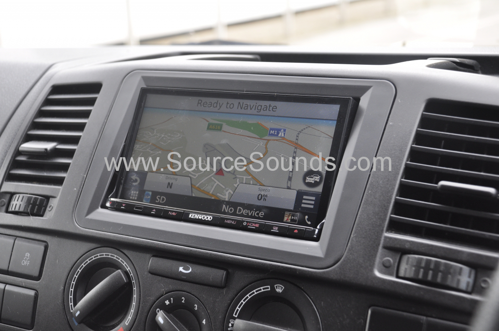 VW T5 2012 DNX8160DABS navigation upgrade 008