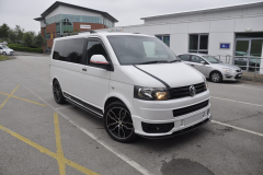 VW Transporter T5 GP 2014 navi upgrade 001