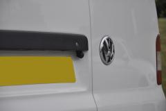 VW Transporter T5GP 2014 reverse camera upgrade 003