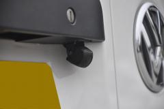 VW Transporter T5GP 2014 reverse camera upgrade 004